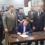 MO bill signing