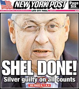 NY Post Shel Done
