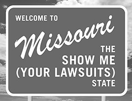 Show Me (Your Lawsuits)